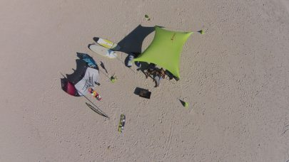 otentik sunshade wind surf