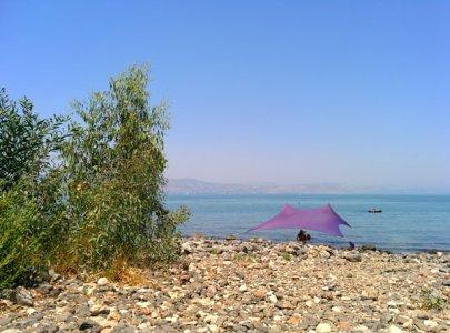 otentik beach tent