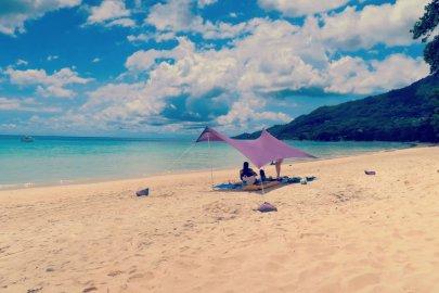 otentik beach shade